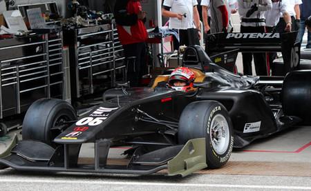 Honda recupera el ritmo en las pruebas del Dallara SF14 en Sugo