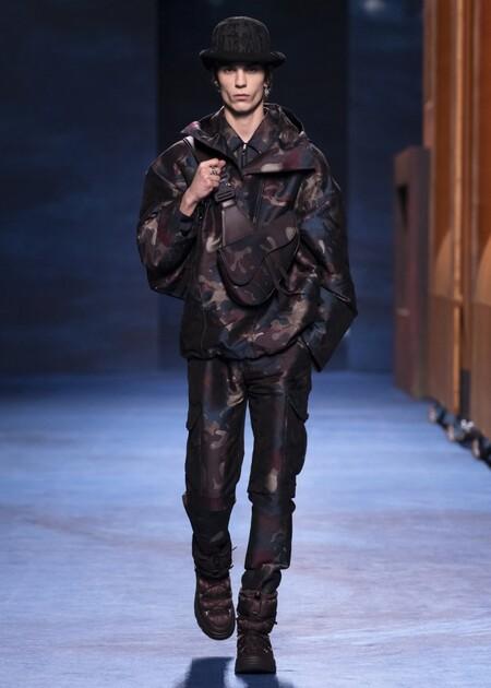 Dior Winter21 Look 5