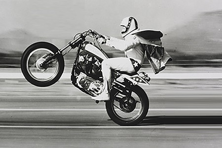 Indian Evel Knievel