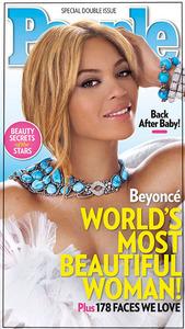 Beyoncé, la más guapa del mundo según la revista People