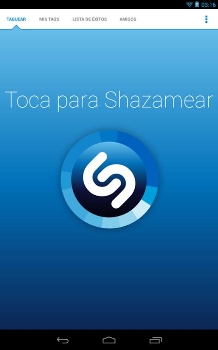 Shazam para Android se actualiza a su versión 4.0 con grandes novedades