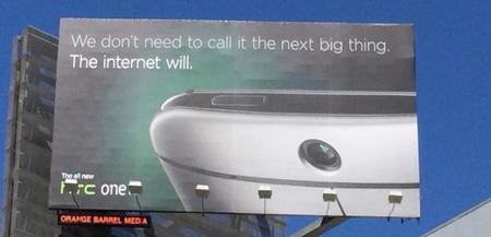 HTC utiliza el eslogan de Samsung con el HTC One M8