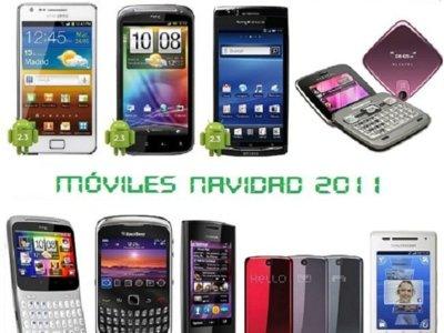 Teléfonos móviles sin permanencia con OMV