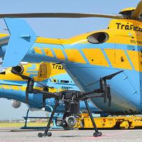 """Los drones de la DGT podrían ser un sistema de vigilancia """"de dudosa legalidad"""", según una organización"""
