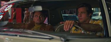 La nueva película de Tarantino nos ofrece el mejor estilo de los setenta de la mano de Brad Pitt y Leonardo DiCaprio
