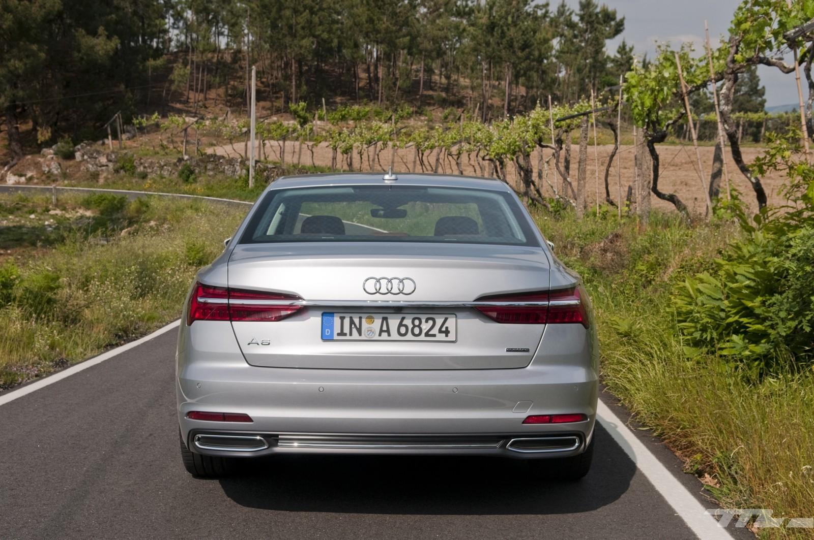 Foto de Audi A6 2018, toma de contacto (11/118)