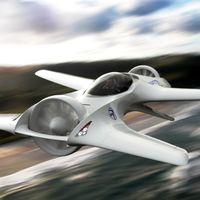 DeLorean está de regreso como una compañía aeroespacial que quiere fabricar vehículos voladores