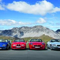 """BMW Z8, el """"abuelo"""" del BMW Z4 cumple 20 años de su primera aparición ante el mundo"""