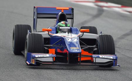 Conor Daly Hilmer Motorsport