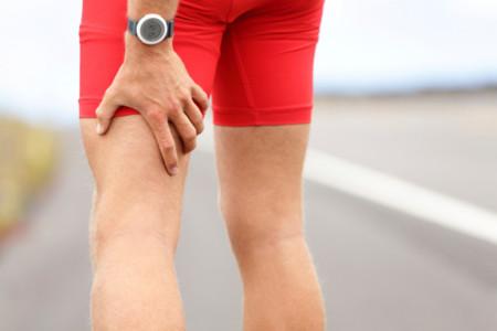 descanso de musculos piernas