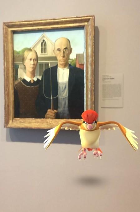 Pokémon Go invade los museos: Atrápalos a todos