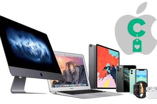 iPhone, iPad, Apple Watch, AirPods y Mac a los mejores precios: las ofertas Apple de la semana