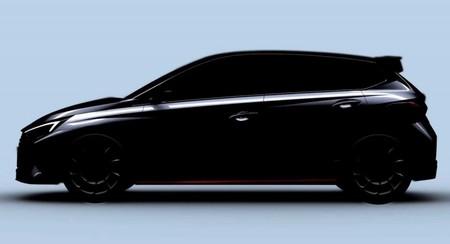 """El Hyundai i20 N podría volverse realidad: así sería el Accent europeo """"a lo GTI""""."""