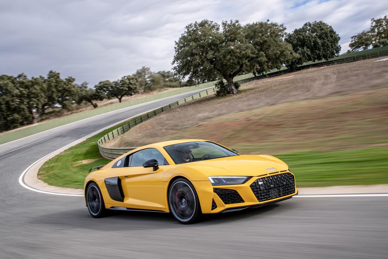 Audi R8 2019, toma de contacto