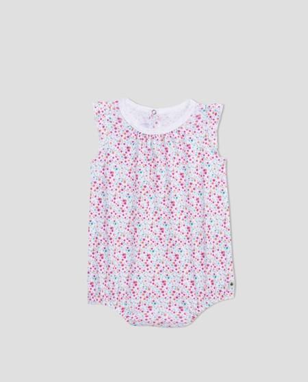 Pijama Flores Bebe