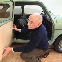 Vicente Roda es uno de aquellos 'macgyvers' del volante, y nos sirve como testimonio de una época