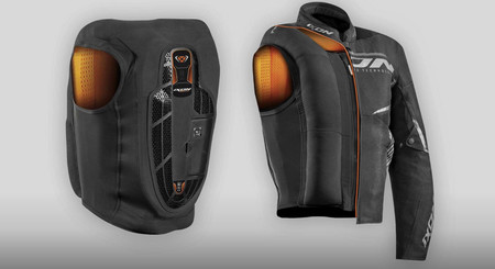 Este airbag es inteligente, está testado por pilotos de MotoGP y se puede alquilar por 12 euros al mes
