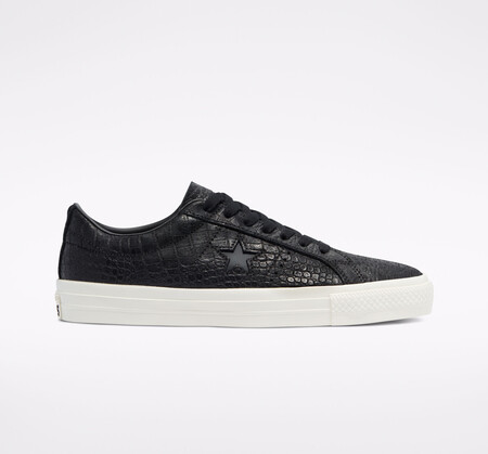 Converse Cons Croc Emboss One Star Pro Low Top