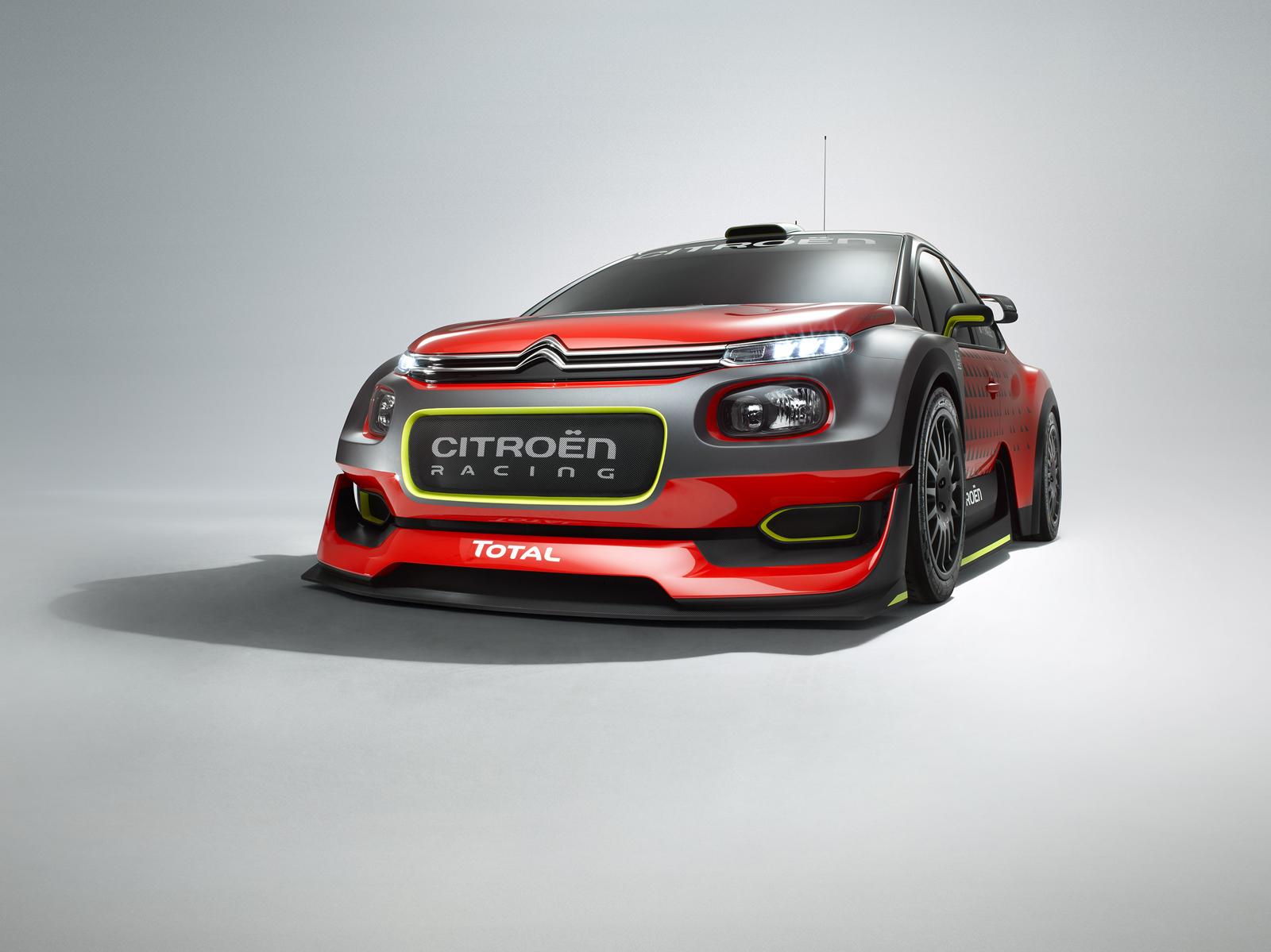 Foto de Citroën C3 WRC Concept 2016 (2/19)