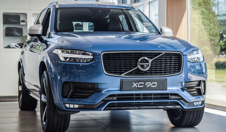 Volvo Xc90 Eawd