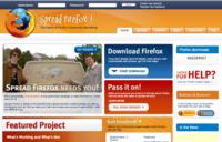 Spread Firefox lanza una confusa segunda versión