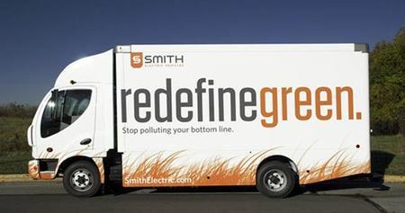 Smith Electric, fabricante de furgonetas y camiones eléctricos, supera los 700 vehículos producidos