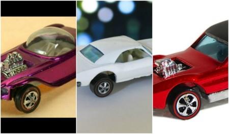 Juguetitos para adultos… y muy ricos. Estos son los 5 Hot Wheels más caros del mundo