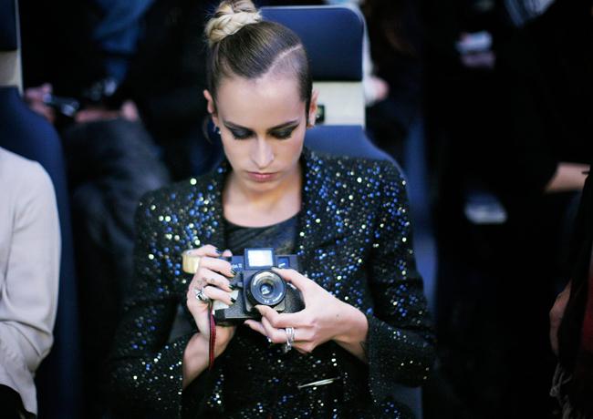 Foto de El desfile de Chanel: los invitados (20/32)