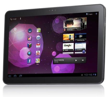 La interfaz TouchWiz llegará en breve al Samsung Galaxy Tab 10.1 con Honeycomb