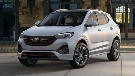 El Buick Encore GX 2020 no reemplaza al Encore: se estrena en América como el cuarto SUV de la gama