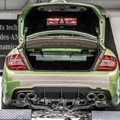 Foto 6 de 26 de la galería mercedes-c63-amg-coupe-legacy-edition en Motorpasión