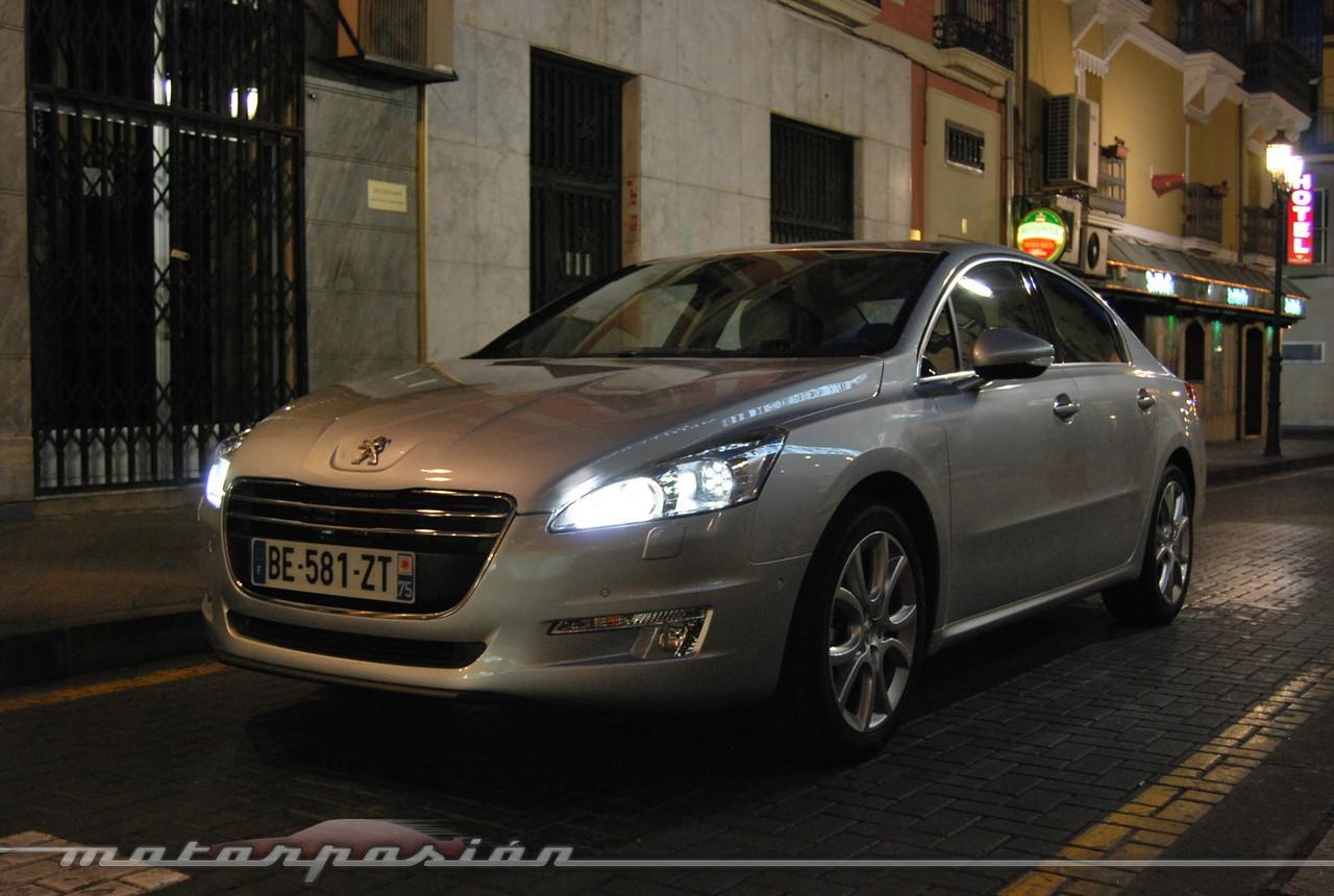 Foto de Peugeot 508 y 508 SW (presentación) (91/118)