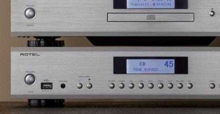 Rotel presenta su renovada Serie 14 presumiendo de alta calidad en sus nuevos dispositivos