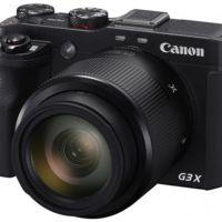 La Canon PowerShot G3 X llega para atraer a los amantes de las compactas con superzoom