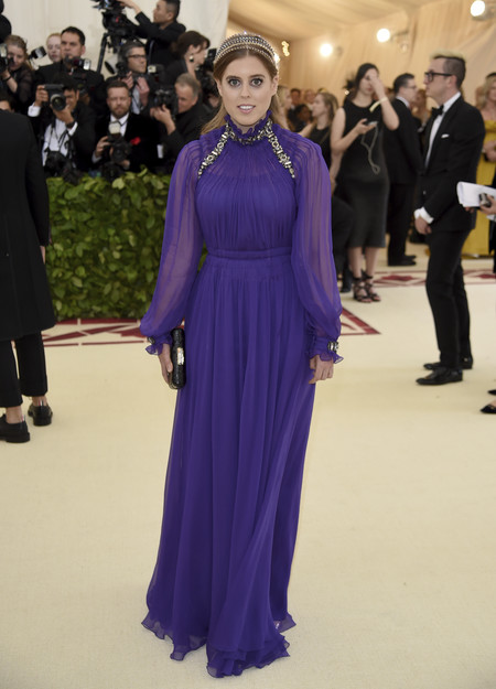 met gala 2018 Princess Beatrice of York