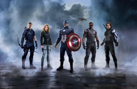 Captain America Civil War 2