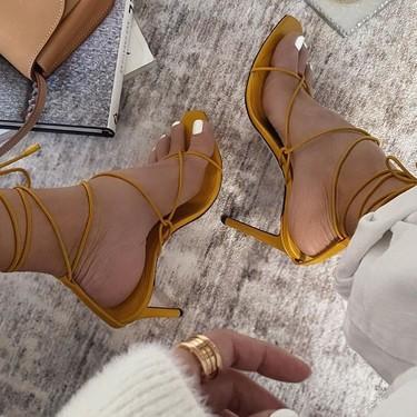 Las segundas rebajas nos dejan con nueve sandalias de tacón perfectas para el verano por menos de 20 euros