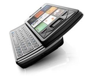 Sony Ericsson Xperia X1 para octubre