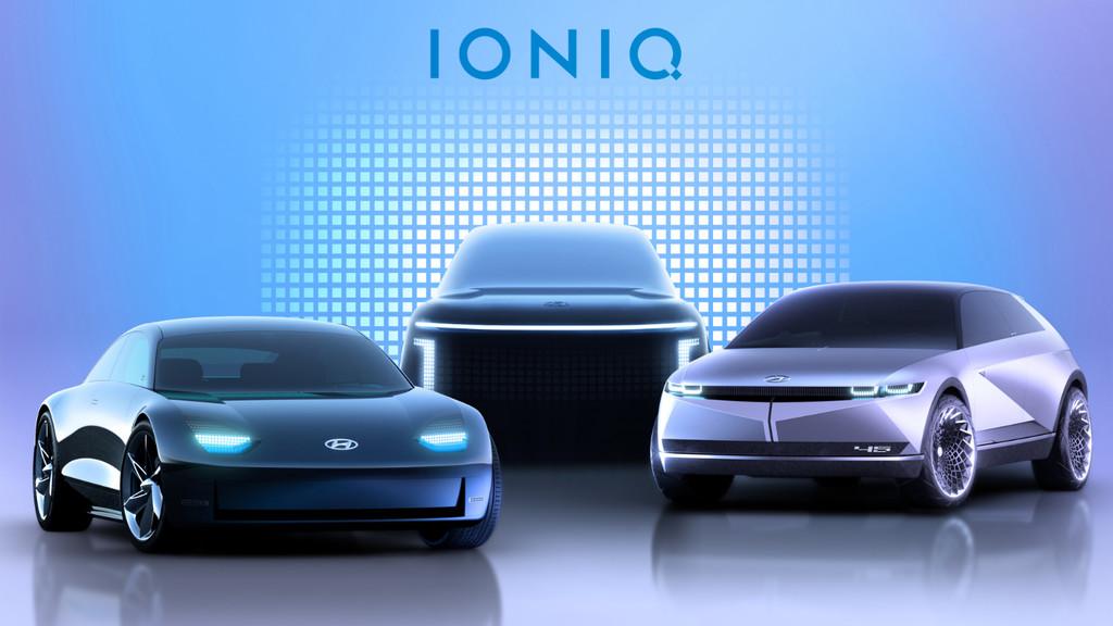 Hyundai anuncia IONIQ, su marca de coches eléctricos que llegará en 2021 y que estrenará con tres vehículos