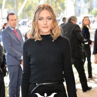 París nos sigue dejando un 'front row' repleto de celebrities, capitaneado por Olivia Palermo