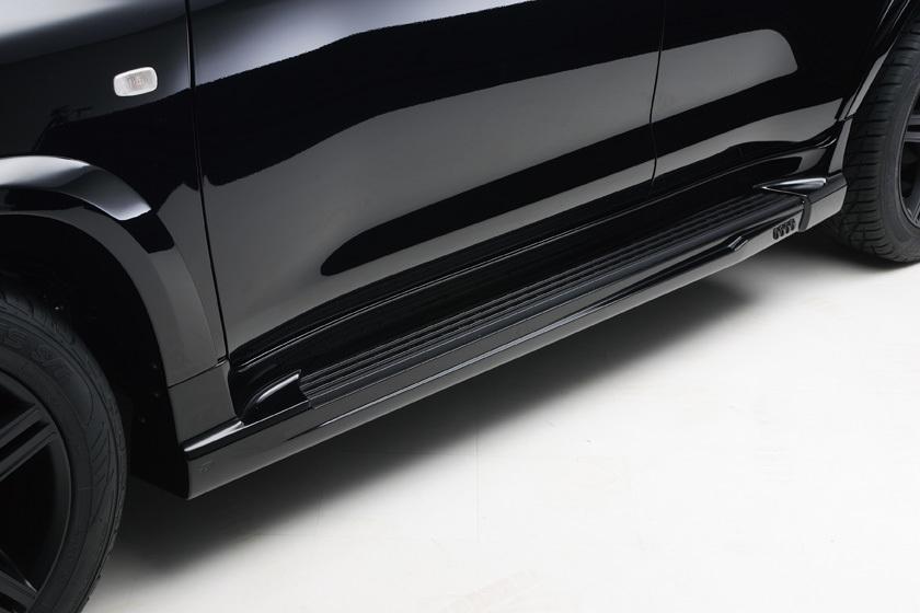 Foto de Toyota Land Cruiser Black Bison (19/23)