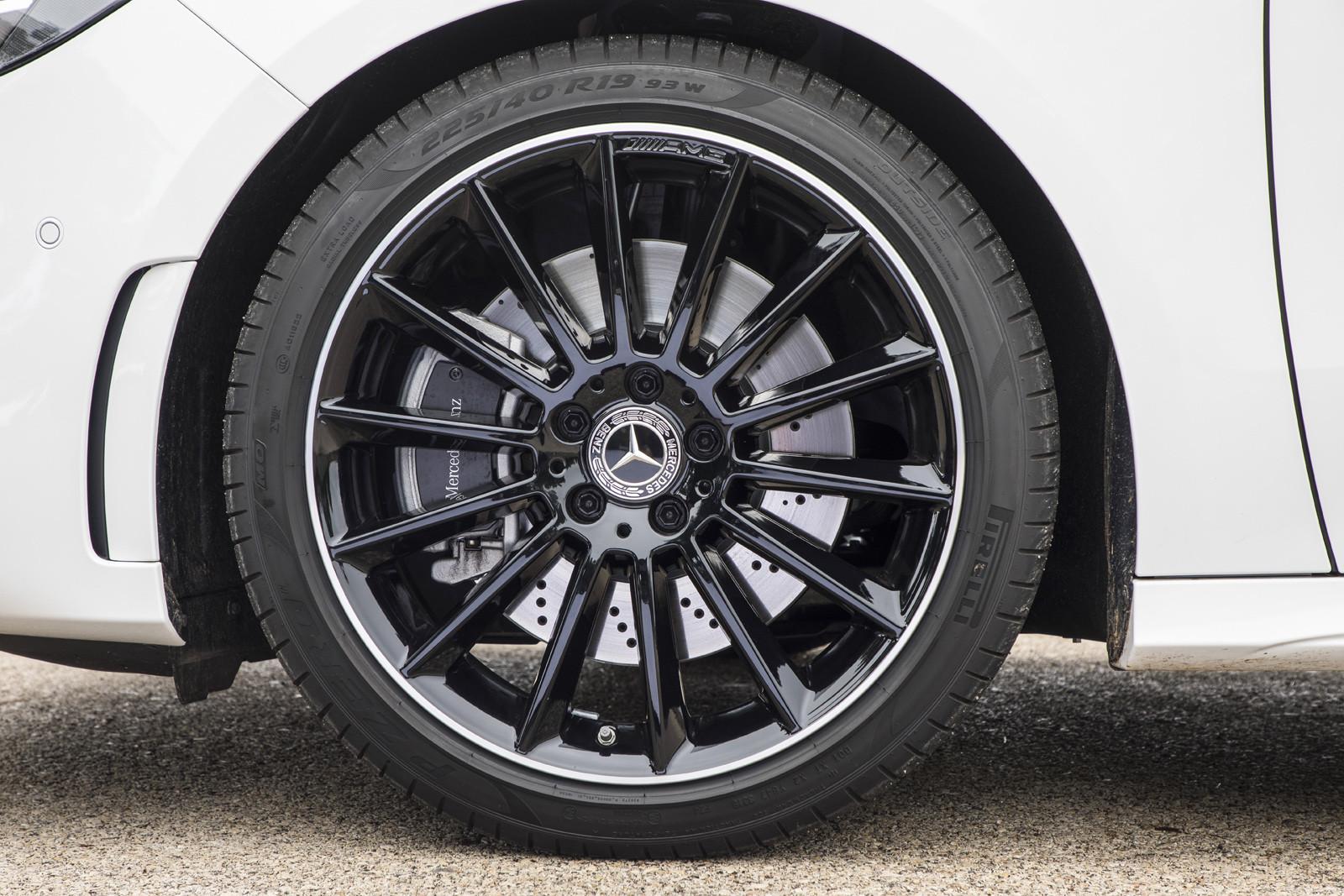 Foto de Mercedes-Benz Clase B 2019 (124/157)