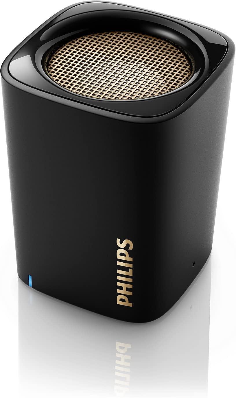 Philips Wireless Mini Altavoz Portátil con Bluetooth (cupón de 20% de descuento disponible)