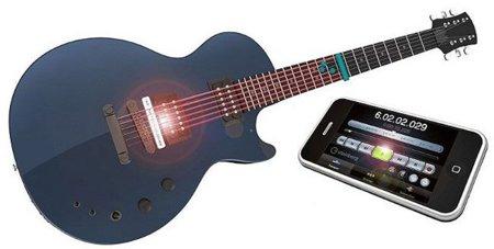 M3i convierte tu guitarra en una guitarra láser