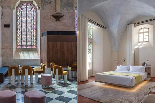 Tres Hoteles (fascinantes) para disfrutar del diseño y la deco en Tel Aviv
