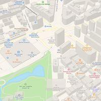 Los mapas de Apple empiezan a recomendar dos semanas de aislamiento a quien pase por un aeropuerto