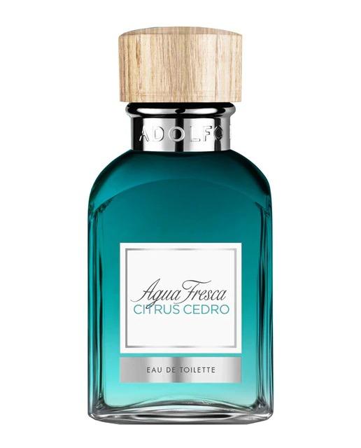 Eau de Toilette Agua Fresca Citrus Cedro 120 ml Adolfo Dominguez