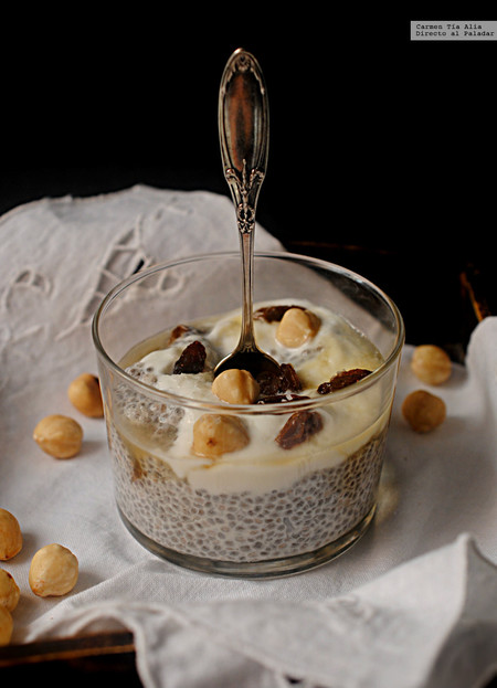 Pudding de Chía