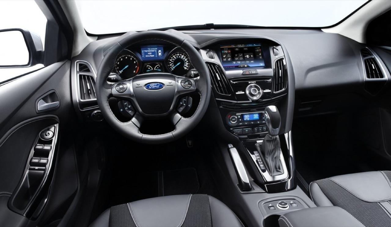 Foto de Ford Sync y MyFordTouch, el nuevo interfaz de Ford para coches (13/23)
