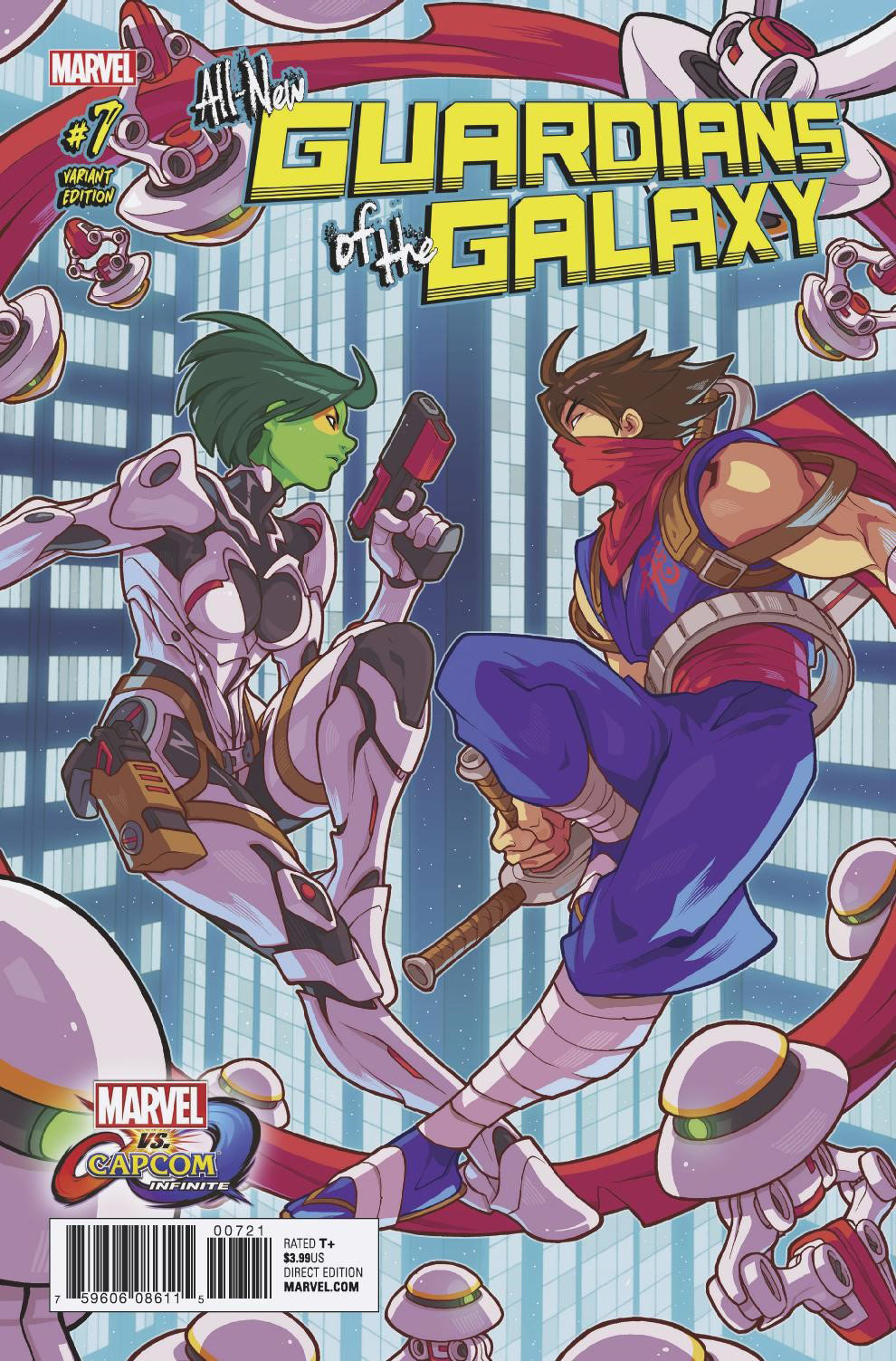 Foto de Marvel vs. Capcom portadas especiales julio y Agosto (3/8)